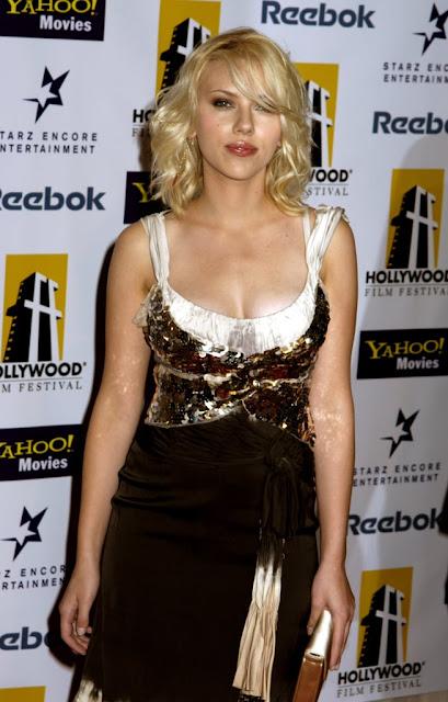 Sexy Scarlett johansson hot Images