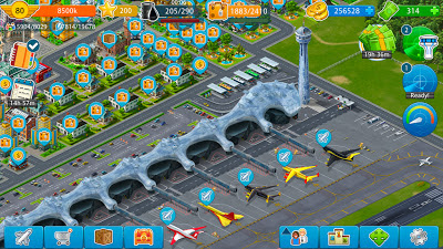 Aerotropolis Beta النسخة المهكرة