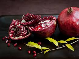 pomegranate alias buah delima