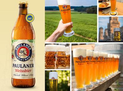 Paulaner München Weissbier Alman Birası Değerlendirmesi - Premium Alman Birası, Munich Wheat Beer 1634