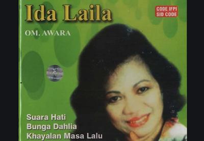 Download Kumpulan Lagu Mp3 Ida Laila Dangdut Lawas Terpopuler