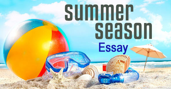 summer season essay