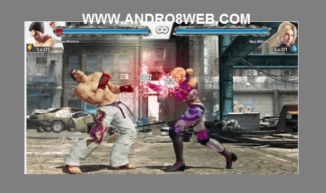 تحميل لعبة تيكن للأندرويد جاهزة آخر إصدار 2020 | Tekken 1.5 APK V2020
