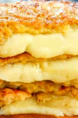 Keto Diet Cauliflower Crusted Grilled Cheese Recipe