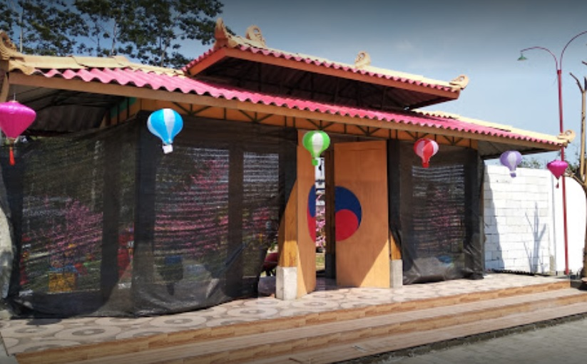 Destinasi Wisata Baru Wisata Korea Fantasy Kediri Tiket
