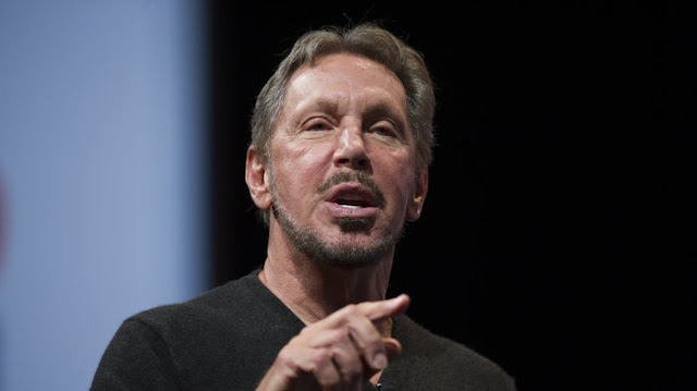 Kisah Sukses Larry Ellison - Pendiri Oracle Corporation