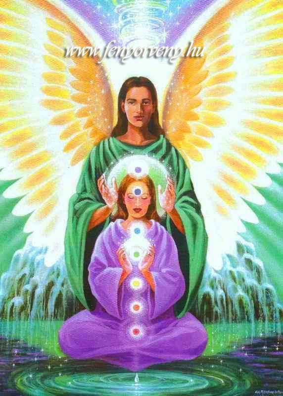 Mások gyógyítása angyalokkal