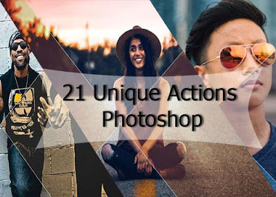 Share 21 Action Photoshop Độc Đáo