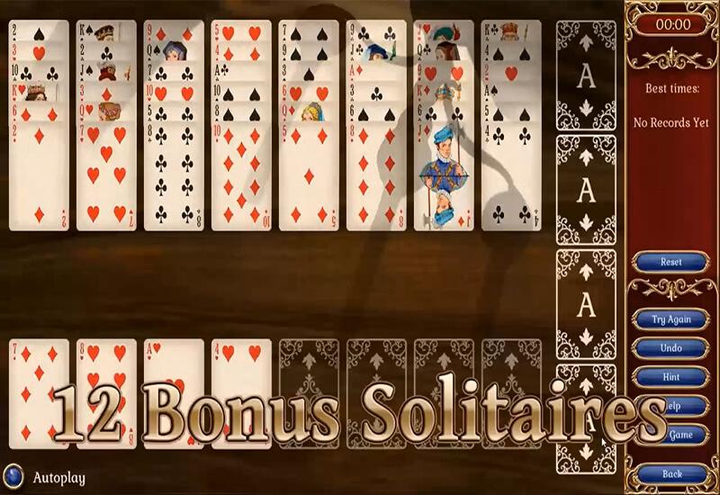 لعبة Jewel Match Solitaire
