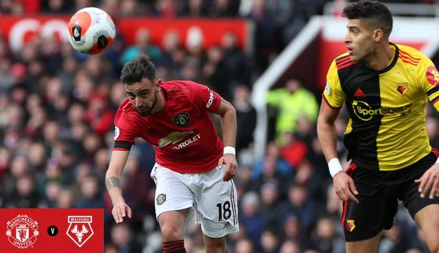 Manchester United vs Watford 1-0 Highlights