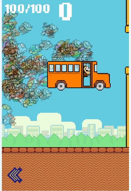 الإعلان عن لعبة Flappy Royale و مزيج بين عالم Flappy Bird و الباتل رويال ! للتجربة من هنا
