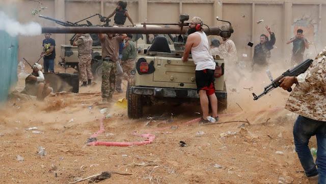 عاجل : بالصور والاسماء مقتل عدد من قادة الوفاق في معارك طرابلس – اليكم التفاصيل