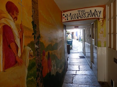 Monarch Way, Glastonbury