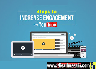 youtube engagement metrics www.nisarhussain.com