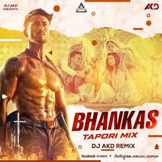 BHANKAS - TAPORI REMIX - DJ AKD