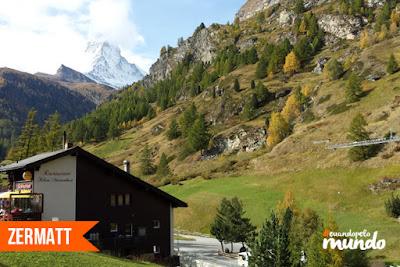 Destino que inspiram : Zermatt - Suíça
