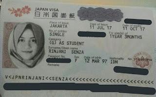 visa belajar