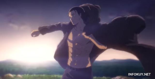 Shingeki no Kyojin The Final Season : Sinopsis, Tanggal Rilis, dan Trailer !