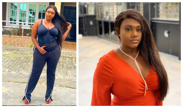 If You Don't Like Bikini Pictures, dont come and quote John for me-  Actress, Nazo Ekezie Warns