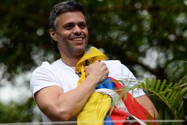 Leopoldo López nominado a recibir un premio internacional Sájarov 2017