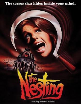 The Nesting (1981) Gloria Grahame psycho-biddy horror