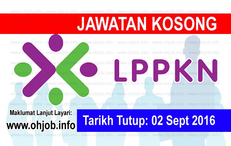 Jawatan Kerja Kosong Lembaga Penduduk Dan Pembangunan Keluarga Negara (LPPKN) logo www.ohjob.info september 2016
