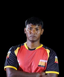Sanjay Shrestha,Pro Kabaddi, Bengluru Bulls