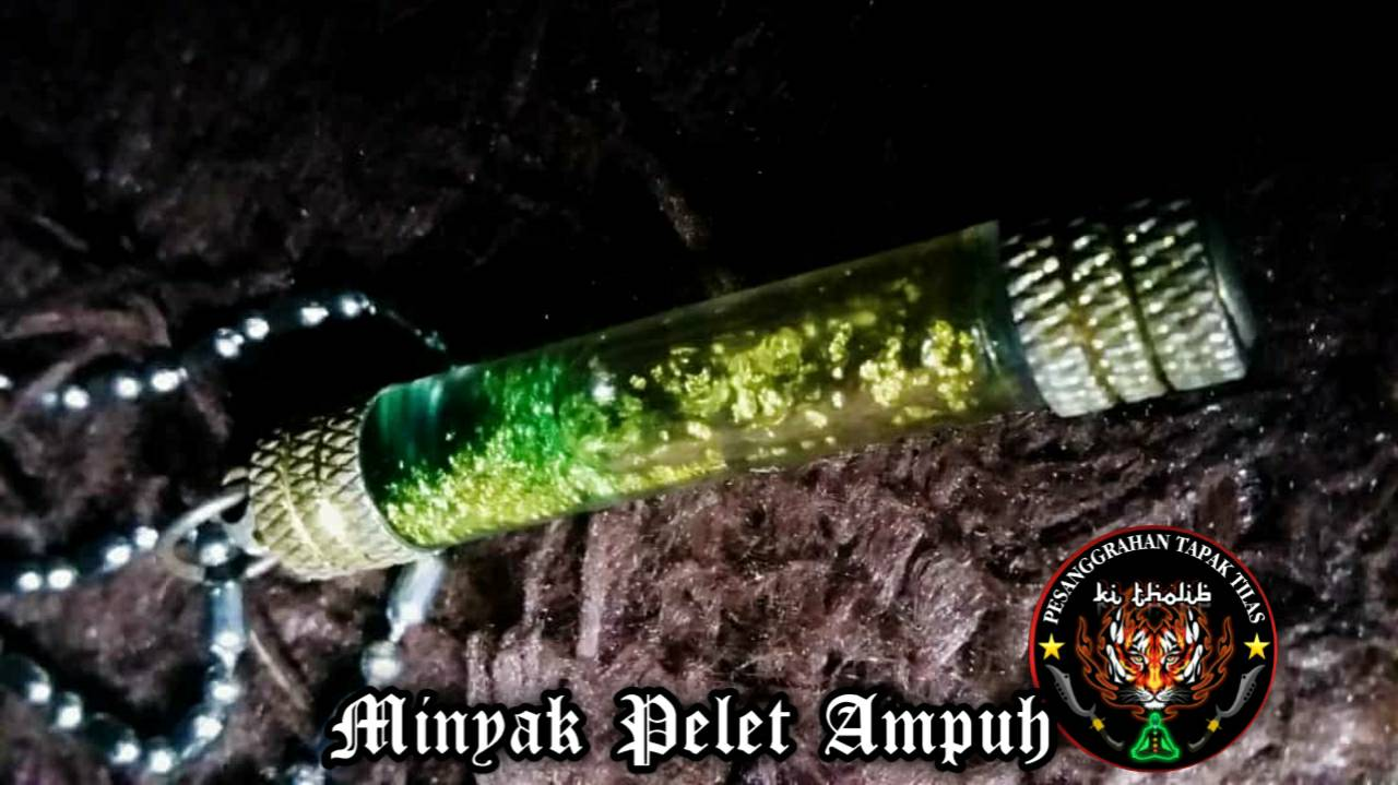 Minyak Pelet King Kafir asli Banjar Kalimantan