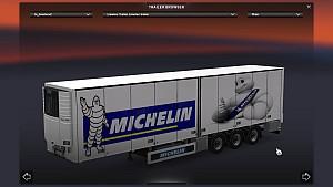 Standalone Michellin Trailer