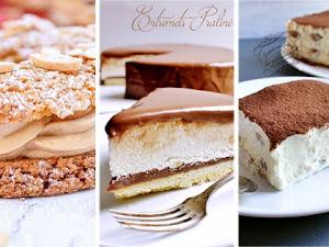10 desserts pour la fête des pères