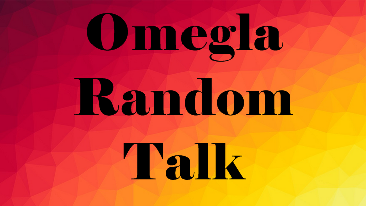 Omegla random talk is the chatroulette type of site. Like Omegle chat, our site is used to talk to strangers via webcam. Free communication on the net is what we do.