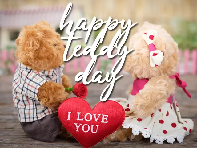 Happy Teddy Day 2021 Images, Wallpaper, Pic & Quotes