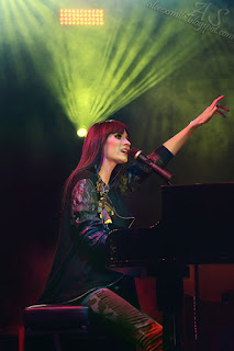 Sylwia Grzeszczak Koncert 2014 Kobierzyce 24 sierpnia 2014