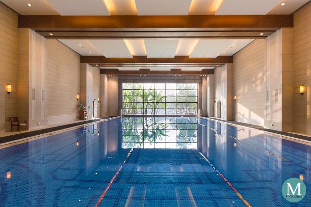 Shangri-La Hotel Guilin Swimming Pool