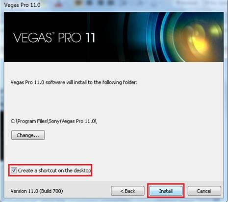 Sony Vegas Pro 11.0 Download