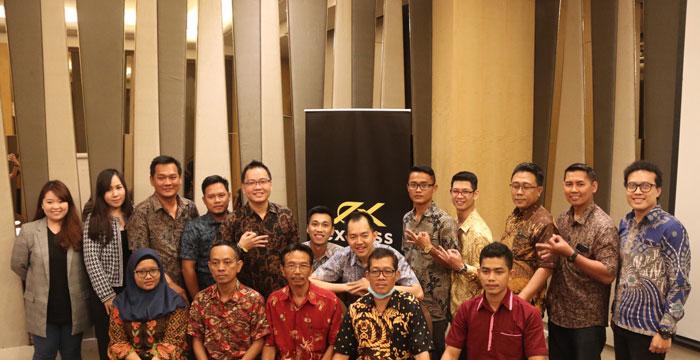 EXNESS partnership gathering