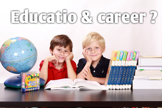 Educatio & career