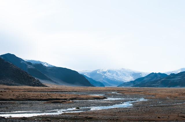 Tsambagarav Uul National Park, Mongolia