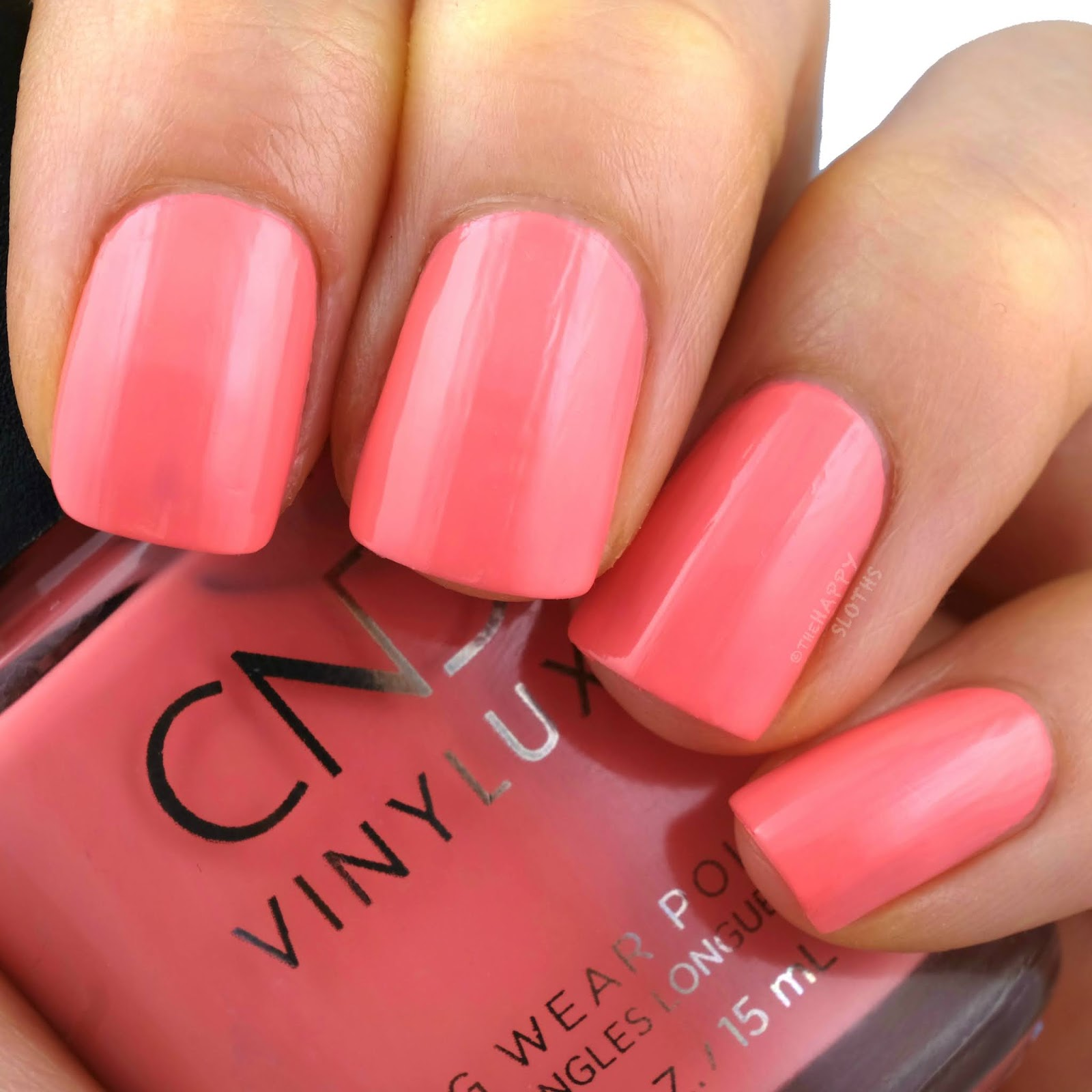 CND | Summer 2020 Nauti Nautical Collection | Catch of the Day: Review and Swatches