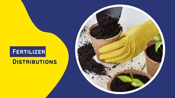 Fertilizer Distribution