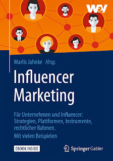 Fachbuch Influencer Marketing