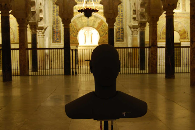 Recreating the sound of the Islamic past of the Mosque of Cordoba