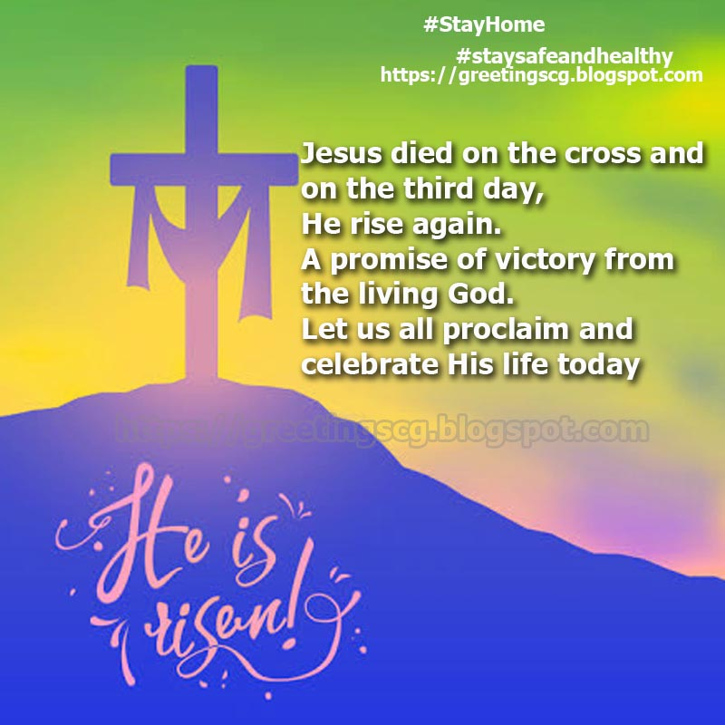 Wishes Sunday Greetings Happy Easter 2020 2021 Greetingscg