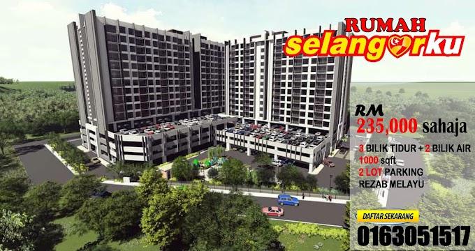 FOR SALE / RM235K / RUMAH SELANGORKU