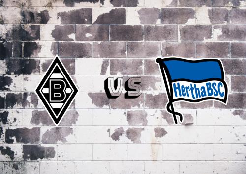 Borussia M'gladbach vs Hertha BSC  Resumen