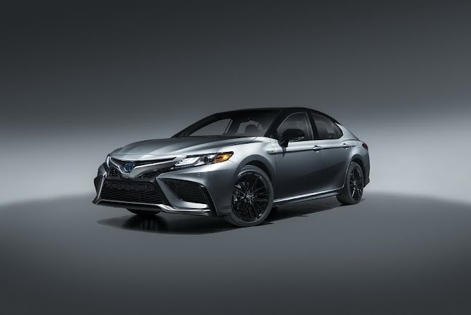 2021 Toyota Camry specifications