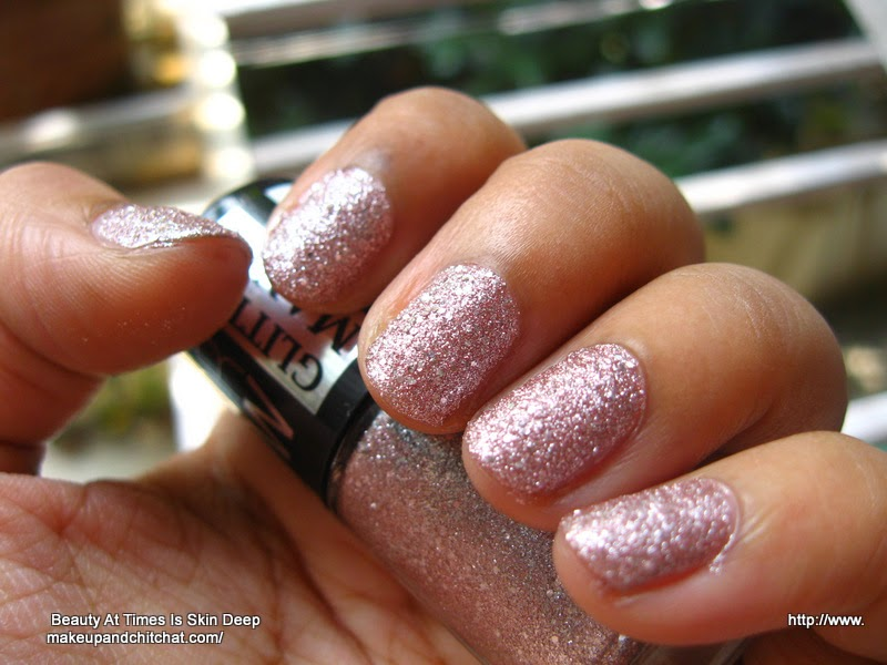 Photo of Maybelline Glittermania Colorshow in Pink Champagne