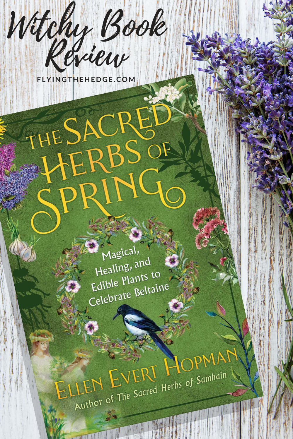 Beltane, sabbat, herb magic, herbal remedies, book review, witchy, witchcraft, herb craft, magical herbs