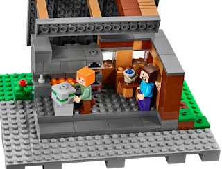 Bangunan Terkeren Oleh Dengan Banyak Batu Bata Lego