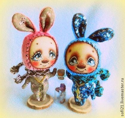 artystyczne zajaczki